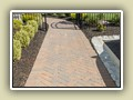AFTER - New Side Walkway, and Landscaping