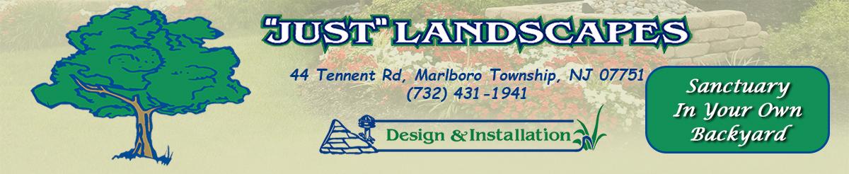 Just Landscapes Contact Us Header
